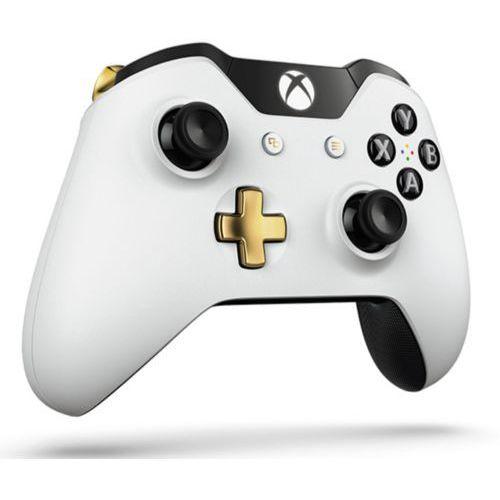 Kontroler  xbox one biały marki Microsoft