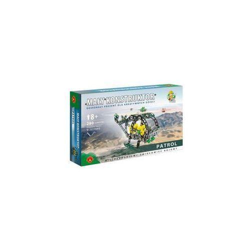 OKAZJA - Zabawka ALEXANDER Mały konstruktor militaria - Patrol (5906018012040)