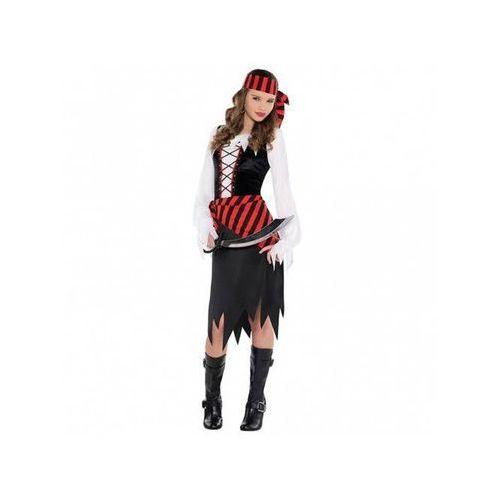 Amscan Kostium piękna piratka dla nastolatki - 12/14 lat (162)