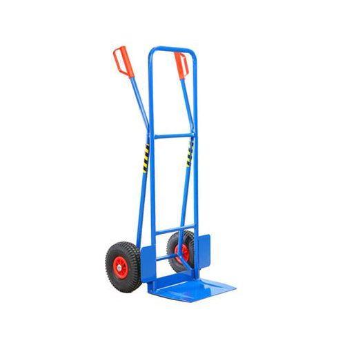 Wózek ręczny dwu-kołowy rurka