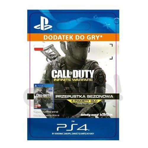Sony Call of duty: infinite warfare - season pass [kod aktywacyjny]