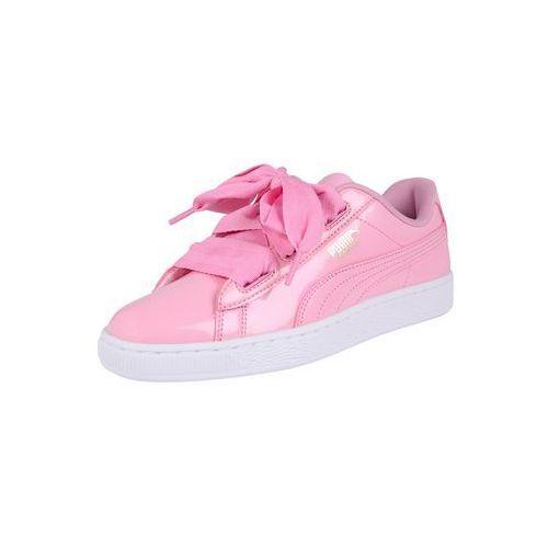 PUMA Trampki 'Basket Heart Patent Jr' pink (4057827420425)