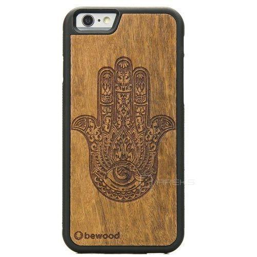 Bewood hamsa imbuia etui na telefon iphone 6/6s - hamsa imbuia (1192629737777)