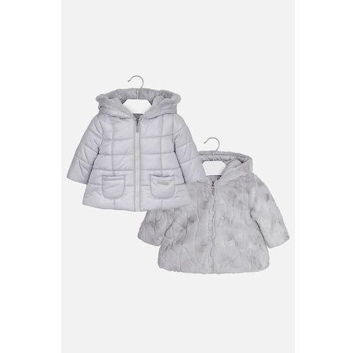 - kurtka dwustronna dziecięca 74-98 cm marki Mayoral