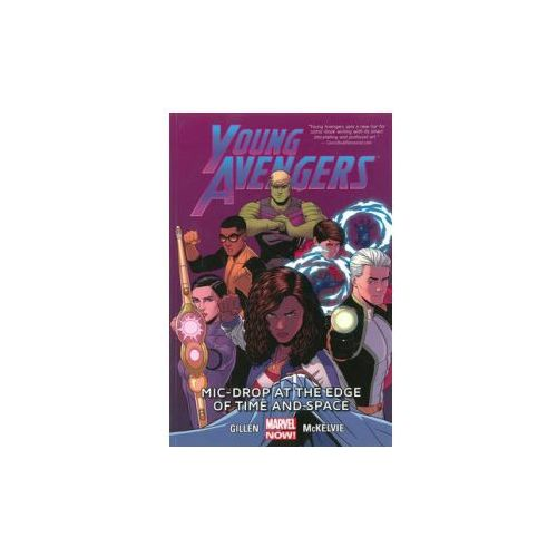 Young Avengers Volume 3: MIC-Drop at the Edge of Time and Sp
