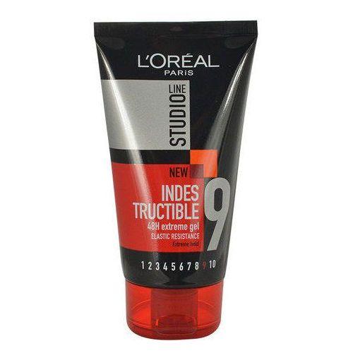 L´Oreal Paris Studio Line Indestructible 48H Extreme Gel 150ml W Żel do włosów