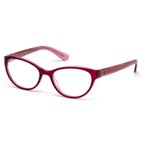 Okulary Korekcyjne Guess GU 2592 074 - produkt z kategorii- Okulary korekcyjne