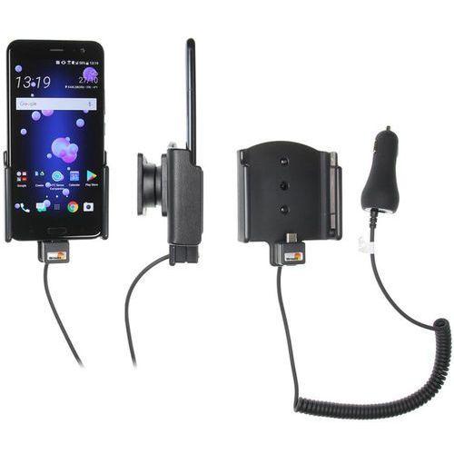 Uchwyt do HTC U11 z wbudowaną ładowarką samochodową (7320287120127)