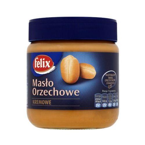 FELIX 350g Kremowe Masło orzechowe