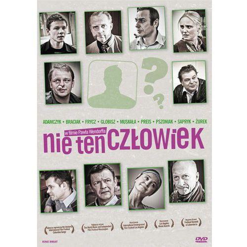Nie ten człowiek (DVD)