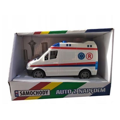 Madej Auto ambulans bus (5900851015978)