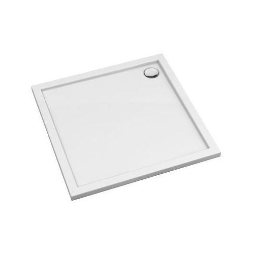 Brodzik prysznicowy na nośniku, kwadratowy 90x90 Merton 90/K