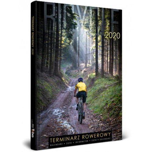 Adeon wydawnictwo tebra Terminarz rowerowy - kal. książkowy 2020 (5907771418841)