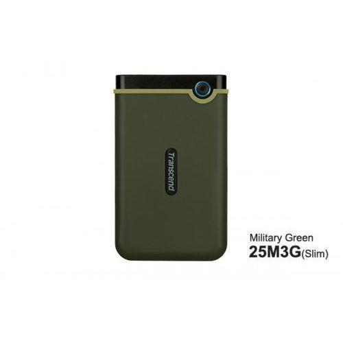 storejet 2.5' 25m3g 2tb portable hdd marki Transcend