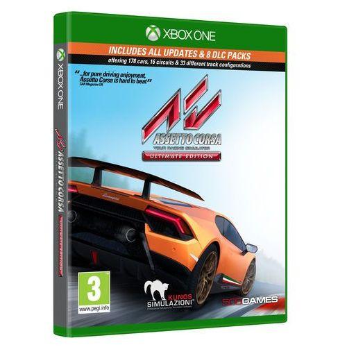 OKAZJA - Assetto Corsa (Xbox One)