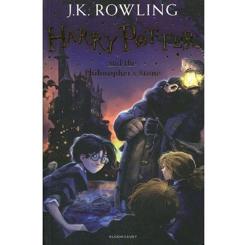 Harry Potter and the Philosophers Stone, oprawa miękka