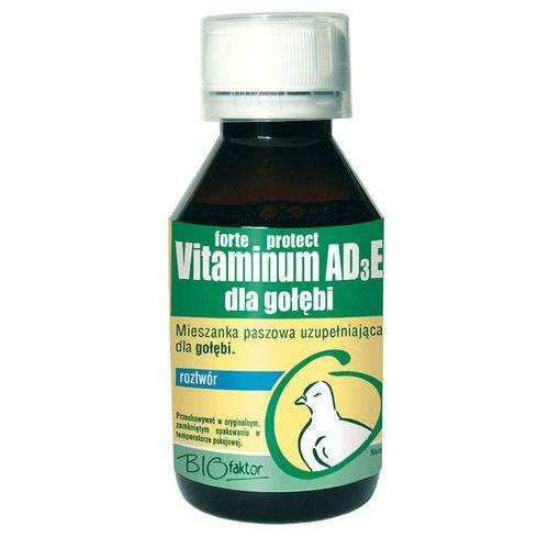 BIOFAKTOR Vitaminium AD - preparat dla gołębi 100ml