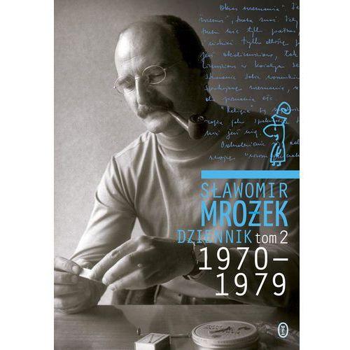 DZIENNIK TOM 2 1970-1979, książka w oprawie miękkej