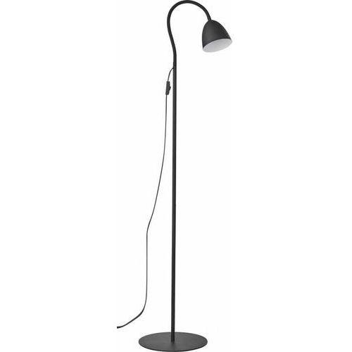 Tklighting Lampa podłogowa oprawa stojąca tk lighting loretta black 1x60w e27 czarna/biała 3124