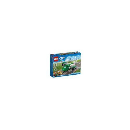 Lego CITY Samolot transportowy 60101. Najniższe ceny, najlepsze promocje w sklepach, opinie.