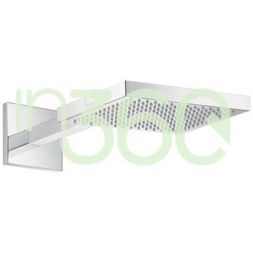 starck showercollection deszczownica prysznicowa 240 x 240 mm z ramieniem prysznicowym dn15 chrom 10925000 marki Axor