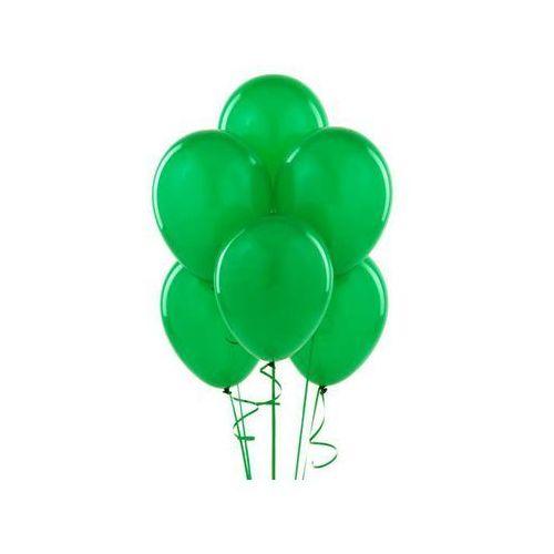 Balony lateksowe pastelowe zielone - średnie - 100 szt. marki Belball