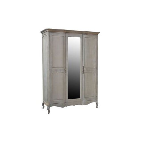 Szafa 3-drzwiowa CHARLOTTE beige