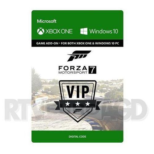 Microsoft Forza motorsport 7: vip [kod aktywacyjny] xbox one (8806188704530)