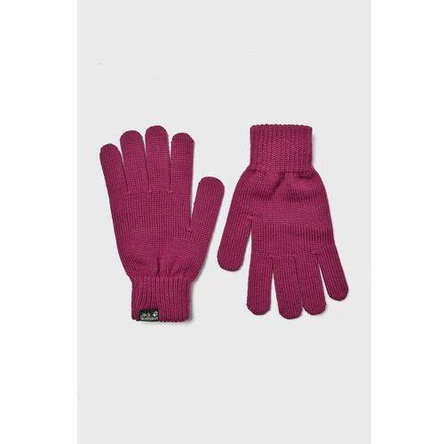 - rękawiczki milton marki Jack wolfskin