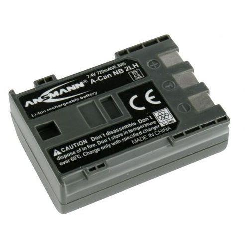 Ansmann  akumulator a-can nb 2 lh (4013674022670)