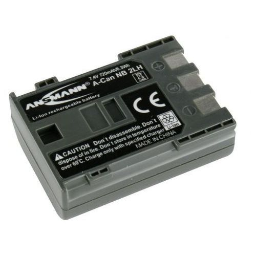 Ansmann  akumulator a-can nb 2 lh