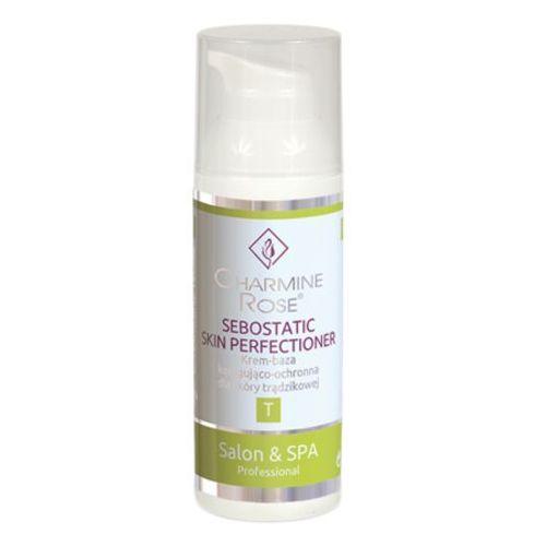 Charmine rose sebostatic skin perfectioner korygująco-ochronny krem-baza dla skóry trądzikowej (gh0939)