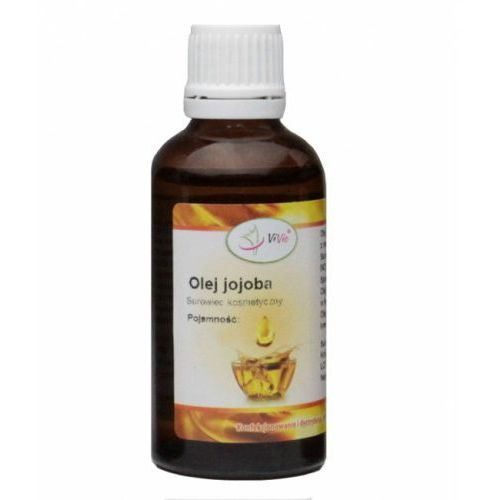Olejek jojoba surowiec kosmetyczny 50ml, 717C-85513