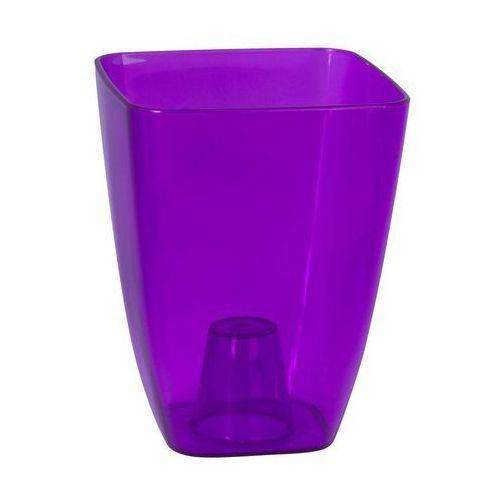 Osłonka plastikowa 13 x 13 cm fioletowa STORCZYK