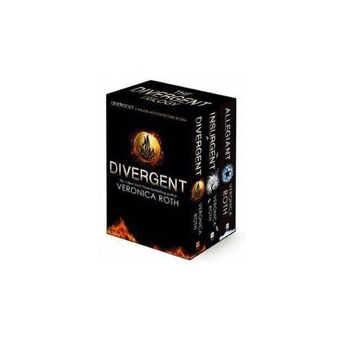 Divergent Trilogy (9780007538034)
