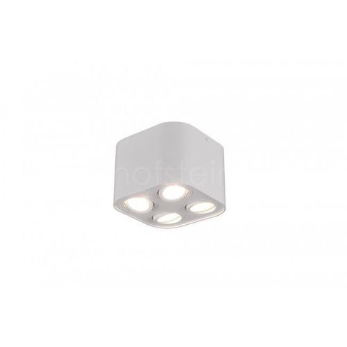 Lampa Sufitowa Trio Leuchten COOKIE Biały, 4-punktowe - Nowoczesny - Obszar wewnętrzny - COOKIE - Czas dostawy: od 3-6 dni roboczych, kolor Biały