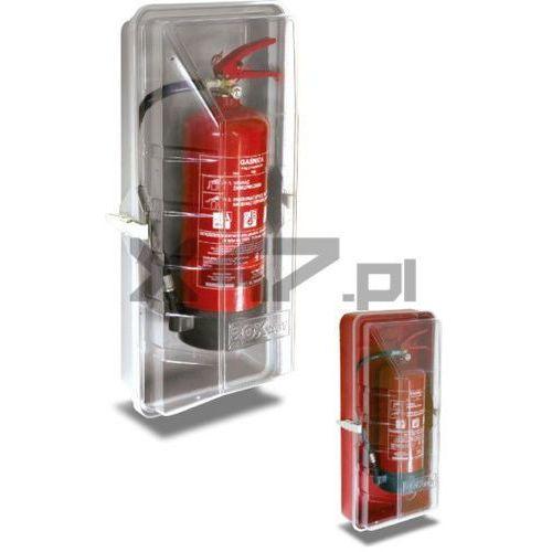 Boxmet Szafka ochronna g-12 na 1 gaśnicę - z tworzywa (gp-12x)