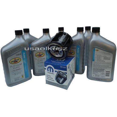 Filtr olej  platinum 5w40 chrysler 300 srt-8 6,1 v8 2008- marki Pennzoil