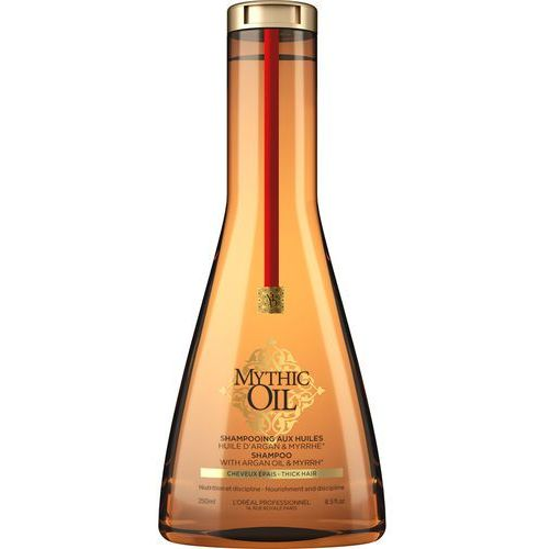mythic oil shampoo for thick hair marki Loréal professionnel