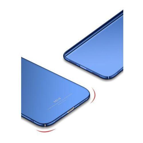 Etui MSVII iPhone X Blue (6923878258035)