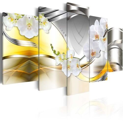Obraz - kwiaty przyszłości marki Artgeist