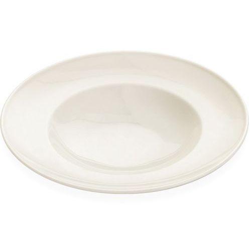 Talerz do makaronu porcelanowy crema marki Fine dine