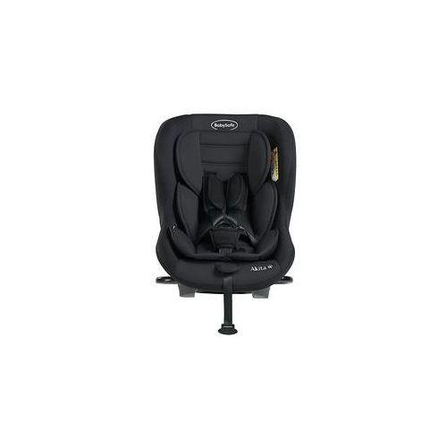 Fotelik samochodowy Akita BabySafe (czarny), 2010000000458
