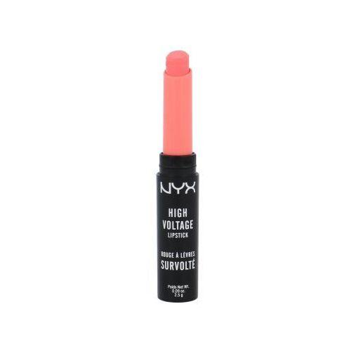 NYX Professional Makeup High Voltage pomadka 2,5 g dla kobiet 04 Pink Lady