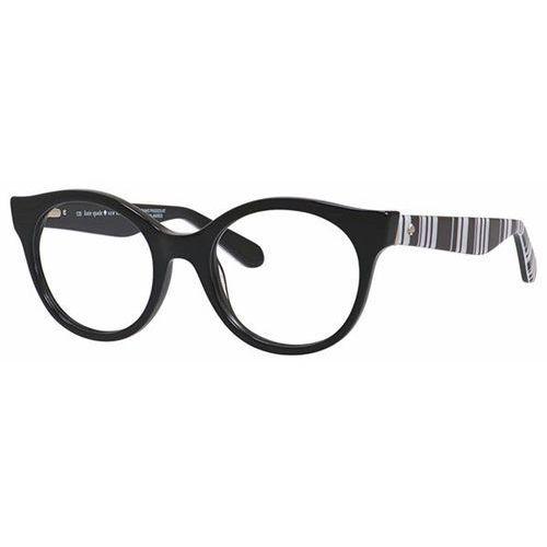 Kate spade Okulary korekcyjne  geralyn 0qg9 00