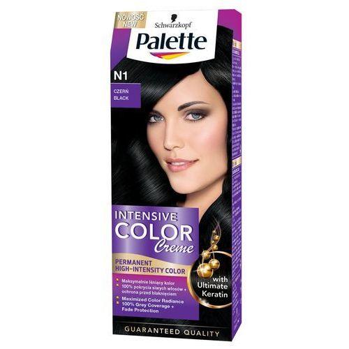 Schwarzkopf Farba do włosów palette intensive color creme czerń n1 (3838824159416)