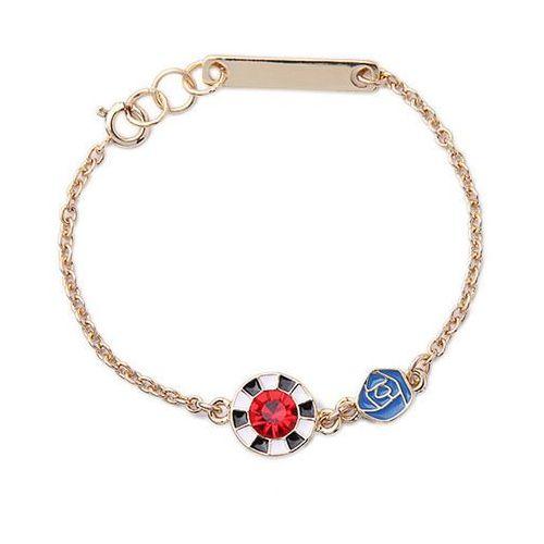 Exclusive bransoletka z czerwonym oczkiem - z czerwonym oczkiem marki Cloe