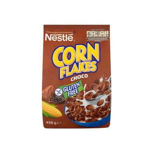 Płatki cornflakes czekoladowe bezglutenowe marki NestlÉ