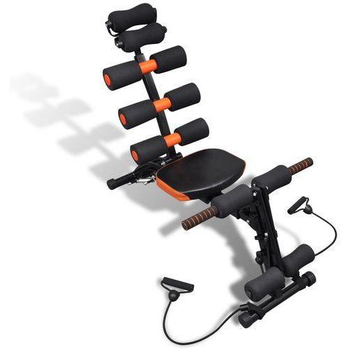 vidaXL Regulowany przyrząd do ćwiczenia mięśni brzucha w kształcie litery L - produkt z kategorii- Pozostałe do siłowni