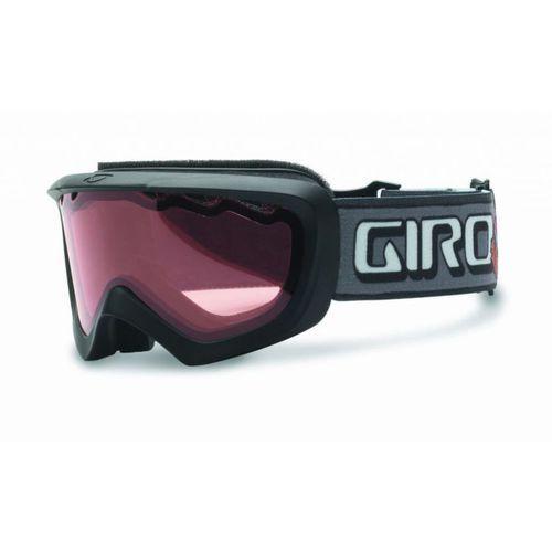 Giro Gogle narciarskie chico matte black/racing bears/vermillion [zobacz zdjęcia 360°]